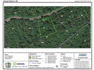 Lot for sale in Estérel, Laurentides, Chemin d'Estérel, 10524222 - Centris.ca