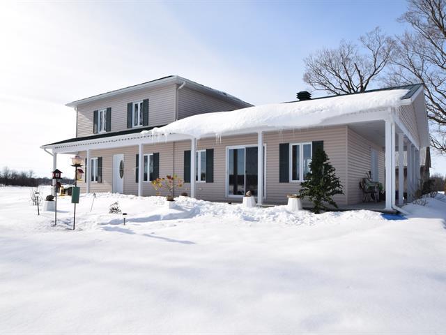 Ferme à vendre à Saint-Stanislas-de-Kostka, Montérégie, 386 - 404, Rang du Cinq, 20047141 - Centris.ca