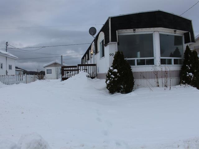 Mobile home for sale in Sacré-Coeur, Côte-Nord, 90, Rue  Brisson, 23474305 - Centris.ca