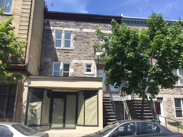 Triplex à vendre à Montréal (Mercier/Hochelaga-Maisonneuve), Montréal (Île), 3547 - 3551, Rue  Sainte-Catherine Est, 18298192 - Centris.ca
