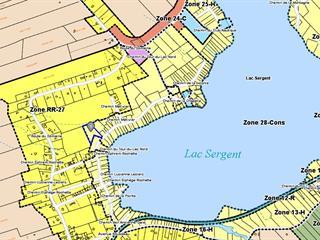 Terrain à vendre à Lac-Sergent, Capitale-Nationale, Chemin  Tour-du-Lac Nord, 16900596 - Centris.ca