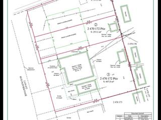Lot for sale in Gatineau (Masson-Angers), Outaouais, Rue  Olivier-Pagé, 16698935 - Centris.ca