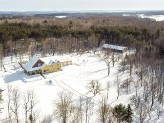 Hobby farm for sale in Mayo, Outaouais, 200Z, Chemin  McAlendin, 13029215 - Centris.ca