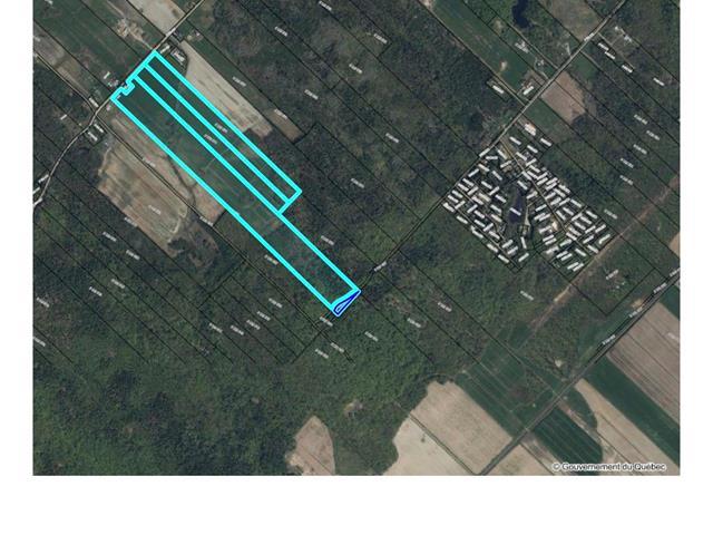 Terre à vendre à Saint-Barthélemy, Lanaudière, Rang  Bel-Automne, 15808883 - Centris.ca
