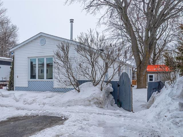 Mobile home for sale in Saint-Jacques-le-Mineur, Montérégie, 750, Rang du Coteau, apt. 3, 13293121 - Centris.ca