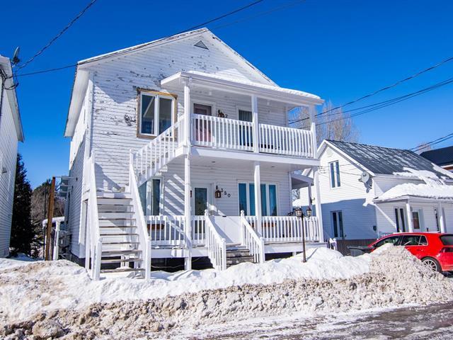 Duplex à vendre à Desbiens, Saguenay/Lac-Saint-Jean, 380 - 382, 11e Avenue, 19536439 - Centris.ca