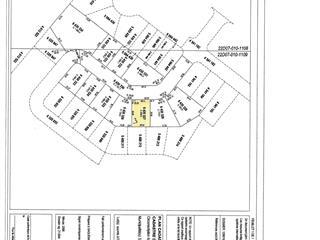 Lot for sale in Saguenay (La Baie), Saguenay/Lac-Saint-Jean, 6430327, Rue des Parulines, 13265483 - Centris.ca