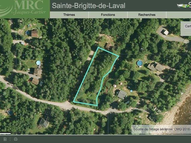 Lot for sale in Sainte-Brigitte-de-Laval, Capitale-Nationale, 40, Rue  Le Rossignol, 10356641 - Centris.ca