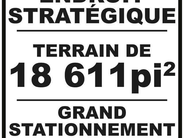 Terrain à vendre à Acton Vale, Montérégie, 1455, Rue d'Acton, 21529824 - Centris.ca