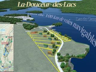 Terrain à vendre à Notre-Dame-de-Pontmain, Laurentides, Chemin  Ladouceur, 12156377 - Centris.ca