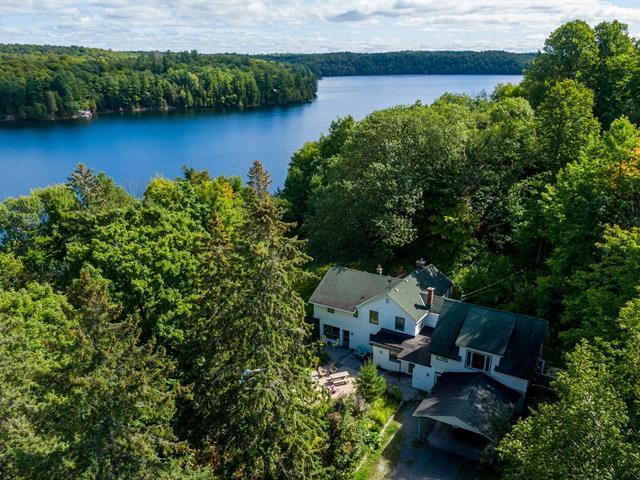 Cottage for sale in Chelsea, Outaouais, 829, Chemin du Lac-Meech, 27561595 - Centris.ca