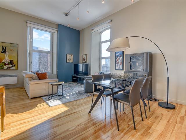 Condo for sale in Montréal (Ville-Marie), Montréal (Island), 244, Rue  Sherbrooke Est, apt. 414, 16743641 - Centris.ca