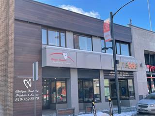 Local commercial à louer à Victoriaville, Centre-du-Québec, 129, Rue  Notre-Dame Est, 26801355 - Centris.ca
