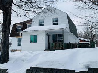 Maison à vendre à Témiscaming, Abitibi-Témiscamingue, 72, Rue  Ketchen, 15804546 - Centris.ca