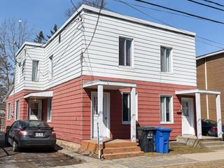 Duplex for sale in Joliette, Lanaudière, 128 - 130, Rue  Lévis, 25191334 - Centris.ca