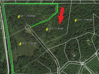 Terrain à vendre à Eastman, Estrie, Chemin  Monbel, 12226813 - Centris.ca