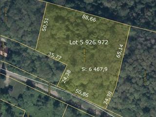 Terrain à vendre à Grenville-sur-la-Rouge, Laurentides, Chemin  Danis, 12727805 - Centris.ca
