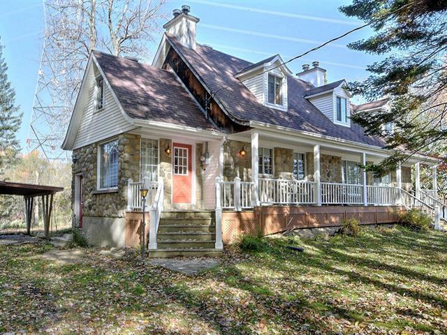 Chalet à vendre à Pointe-Fortune, Montérégie, 14, Rue  Albert, 15407830 - Centris.ca
