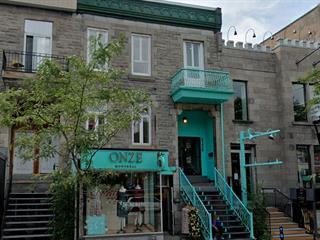 Commercial unit for rent in Montréal (Le Plateau-Mont-Royal), Montréal (Island), 4146, Rue  Saint-Denis, suite 4146, 16832234 - Centris.ca