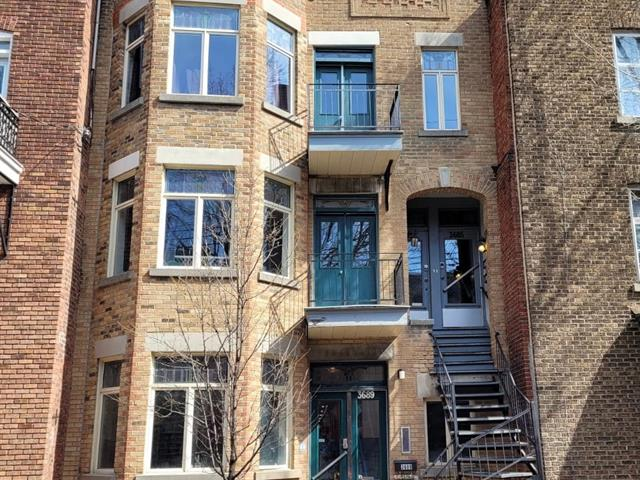 Immeuble à revenus à vendre à Montréal (Le Plateau-Mont-Royal), Montréal (Île), 3685 - 3689, Rue de Mentana, 10616899 - Centris.ca