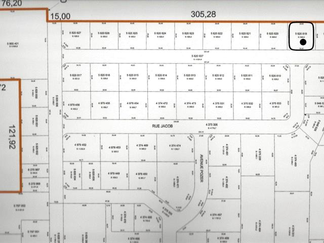 Lot for sale in Tring-Jonction, Chaudière-Appalaches, 87, Rue  Saint-Patrick, 9396193 - Centris.ca