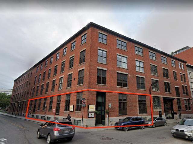Local commercial à louer à Montréal (Ville-Marie), Montréal (Île), 645, Rue  Wellington, 24101853 - Centris.ca
