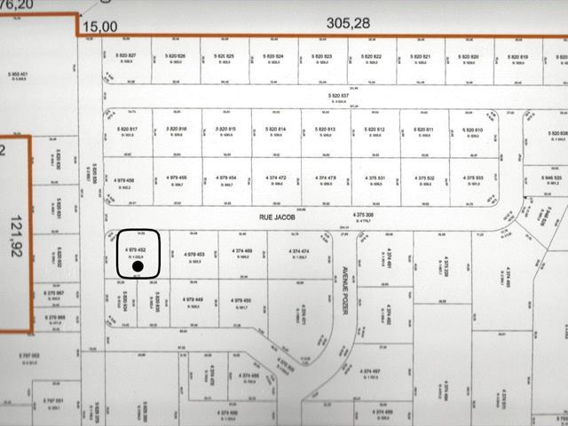 Terrain à vendre à Tring-Jonction, Chaudière-Appalaches, 108, Rue  Jacob, 17755629 - Centris.ca