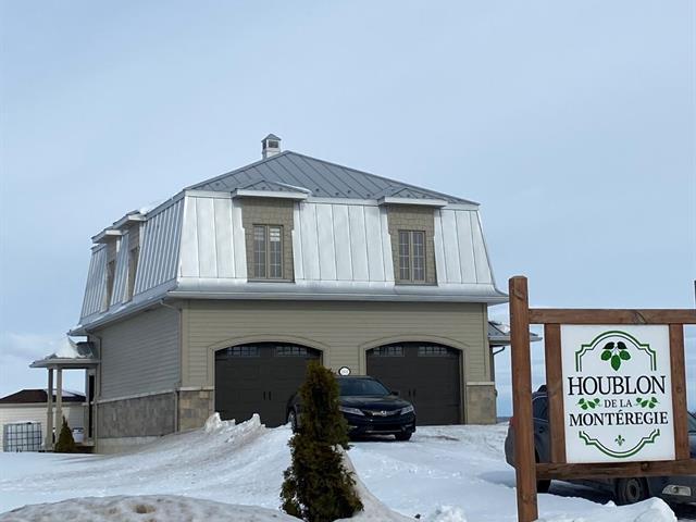 Fermette à vendre à Beloeil, Montérégie, 260, boulevard  Yvon-L'Heureux Sud, 12592853 - Centris.ca