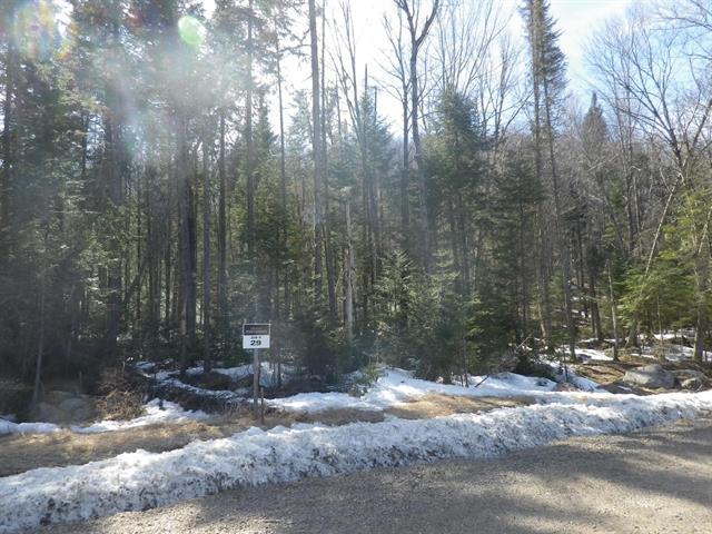 Terrain à vendre à Lac-Supérieur, Laurentides, Impasse du Cerf, 20495605 - Centris.ca