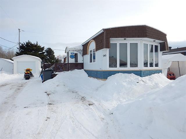 Mobile home for sale in Trois-Pistoles, Bas-Saint-Laurent, 96, Rue des Peupliers, 9751023 - Centris.ca
