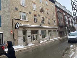 Commercial unit for sale in Québec (La Cité-Limoilou), Capitale-Nationale, 189, Rue  Saint-Paul, suite 1, 9764266 - Centris.ca