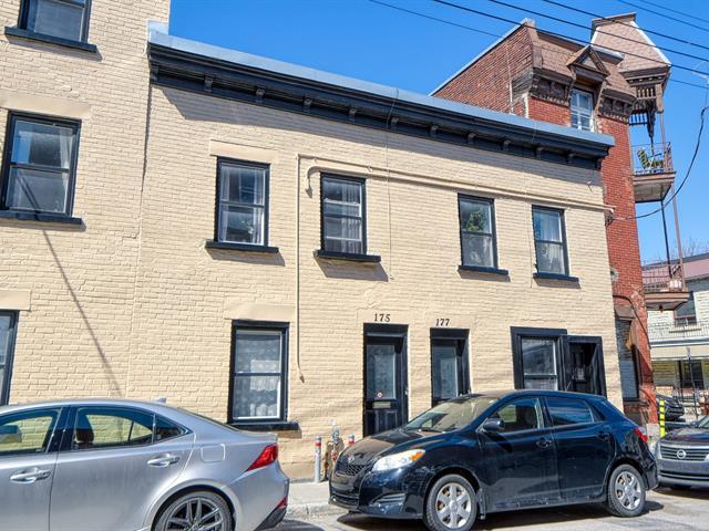 Duplex for sale in Montréal (Le Plateau-Mont-Royal), Montréal (Island), 175A - 175B, Rue  Napoléon, 28433472 - Centris.ca