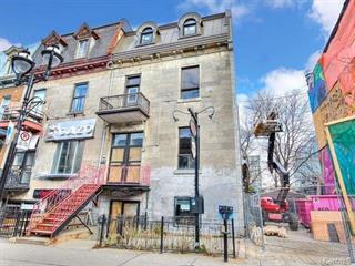Commercial unit for rent in Montréal (Ville-Marie), Montréal (Island), 1693A, Rue  Saint-Denis, 14109793 - Centris.ca