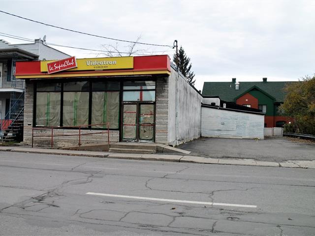 Bâtisse commerciale à vendre à Beauharnois, Montérégie, 83, Rue  Ellice, 10875762 - Centris.ca
