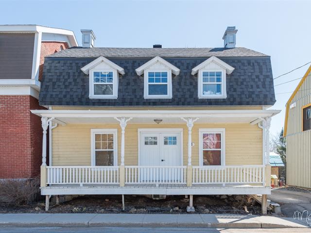 Maison à vendre à Saint-Esprit, Lanaudière, 41, Rue  Principale, 28496945 - Centris.ca