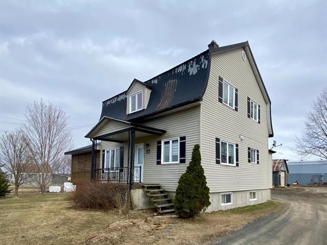 Hobby farm for sale in Saint-Sylvère, Centre-du-Québec, 500Z, 8e Rang, 25611781 - Centris.ca