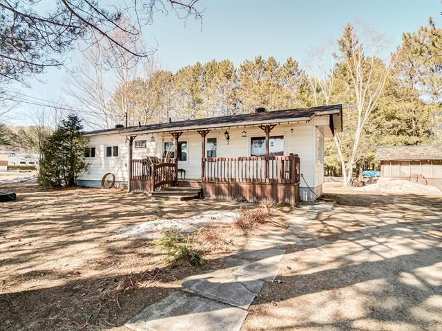 Mobile home for sale in Montpellier, Outaouais, 7, Rue du Bosquet, 13996356 - Centris.ca