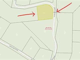 Terrain à vendre à Mandeville, Lanaudière, Chemin des Pierres, 12510610 - Centris.ca