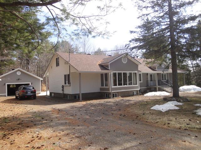 House for sale in Rawdon, Lanaudière, 3872, Rue des Ormes, 22088525 - Centris.ca