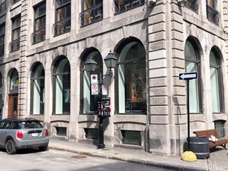 Commercial unit for sale in Montréal (Ville-Marie), Montréal (Island), 405, Rue  Saint-Dizier, suite R02, 12365782 - Centris.ca
