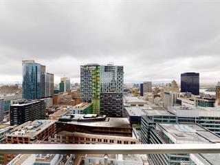 Condo for sale in Montréal (Ville-Marie), Montréal (Island), 495, Avenue  Viger Ouest, apt. 2703, 21535218 - Centris.ca