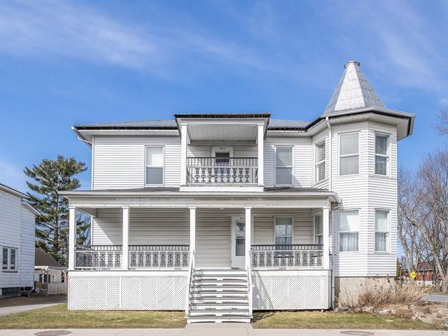 Quadruplex for sale in Valcourt - Ville, Estrie, 900 - 902, Rue  Saint-Joseph, 12356265 - Centris.ca
