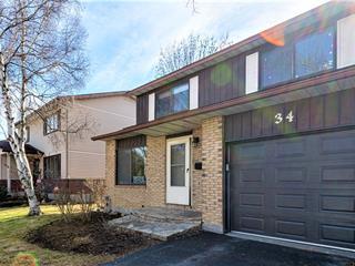House for sale in Pointe-Claire, Montréal (Island), 34, Avenue de Carmel Crescent, 14965339 - Centris.ca
