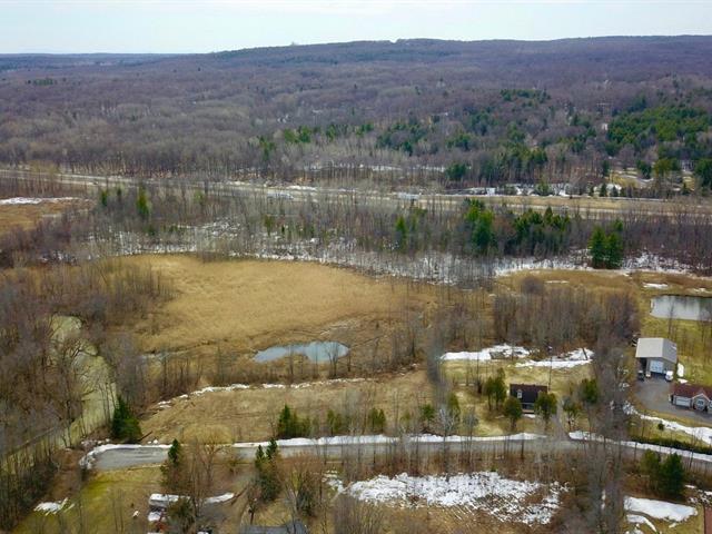 Terrain à vendre à Rigaud, Montérégie, Chemin  Scott, 10526880 - Centris.ca