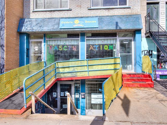 Commerce à vendre à Montréal (Le Plateau-Mont-Royal), Montréal (Île), 4835, Avenue du Parc, 16435738 - Centris.ca