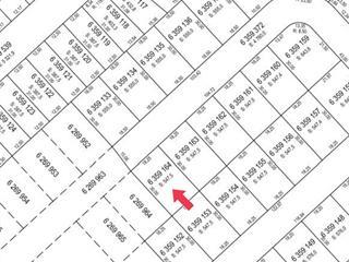 Terrain à vendre à Pont-Rouge, Capitale-Nationale, 103, Rue des Amandiers, 18524507 - Centris.ca
