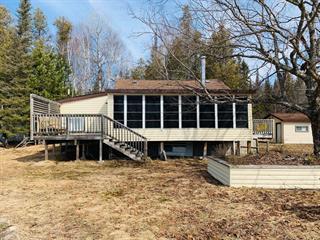 Cottage for sale in Témiscaming, Abitibi-Témiscamingue, 122, Chemin du Lac-des-Baies, 14743241 - Centris.ca