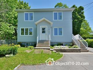 Duplex à vendre à Laval (Sainte-Rose), Laval, 29 - 29A, Rue de Venise, 15416406 - Centris.ca