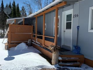 Mobile home for sale in Mont-Laurier, Laurentides, 206, Rue du Lac, 24630200 - Centris.ca