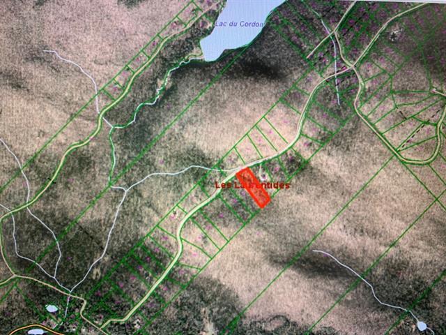 Terrain à vendre à Val-des-Lacs, Laurentides, Chemin de l'Hémisphère-Nord, 28949693 - Centris.ca